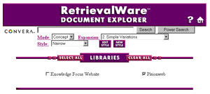 RetrievalWare 8.1.